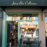 Juice Bar Collective, Stephanie Stiavetti's favorite place in Berkeley, California.