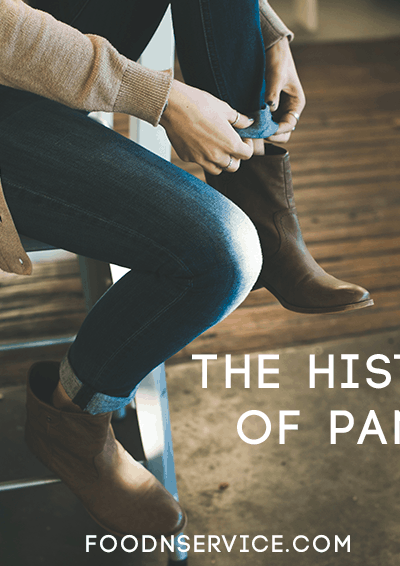 The History of Pants