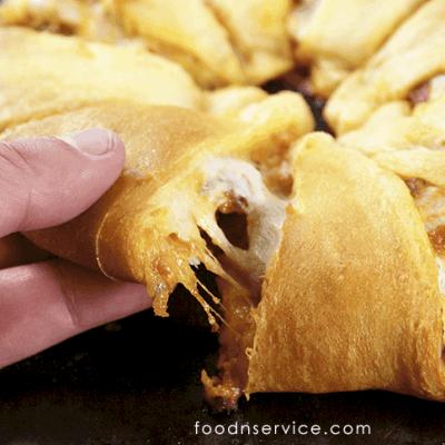Sausage Parm Ring Recipe