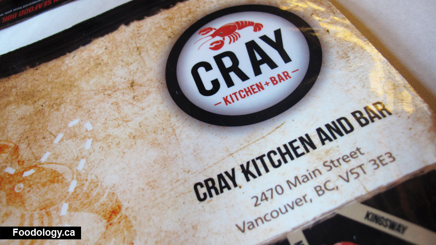 Cray Kitchen Bar Cray Vings Dining Package Foodology