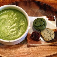 Basho Cafe: Matcha Lattes and Treats