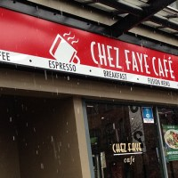 Chez Faye Cafe: Soup, Sandwiches and Korean Food