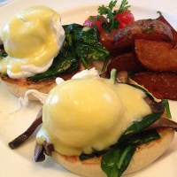 Market by Jean Georges: Breakfast with Eggs Benny