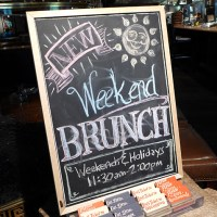 Earls: Brunch Time