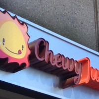 Chewy Junior: New Cream Puff Store in Vancouver