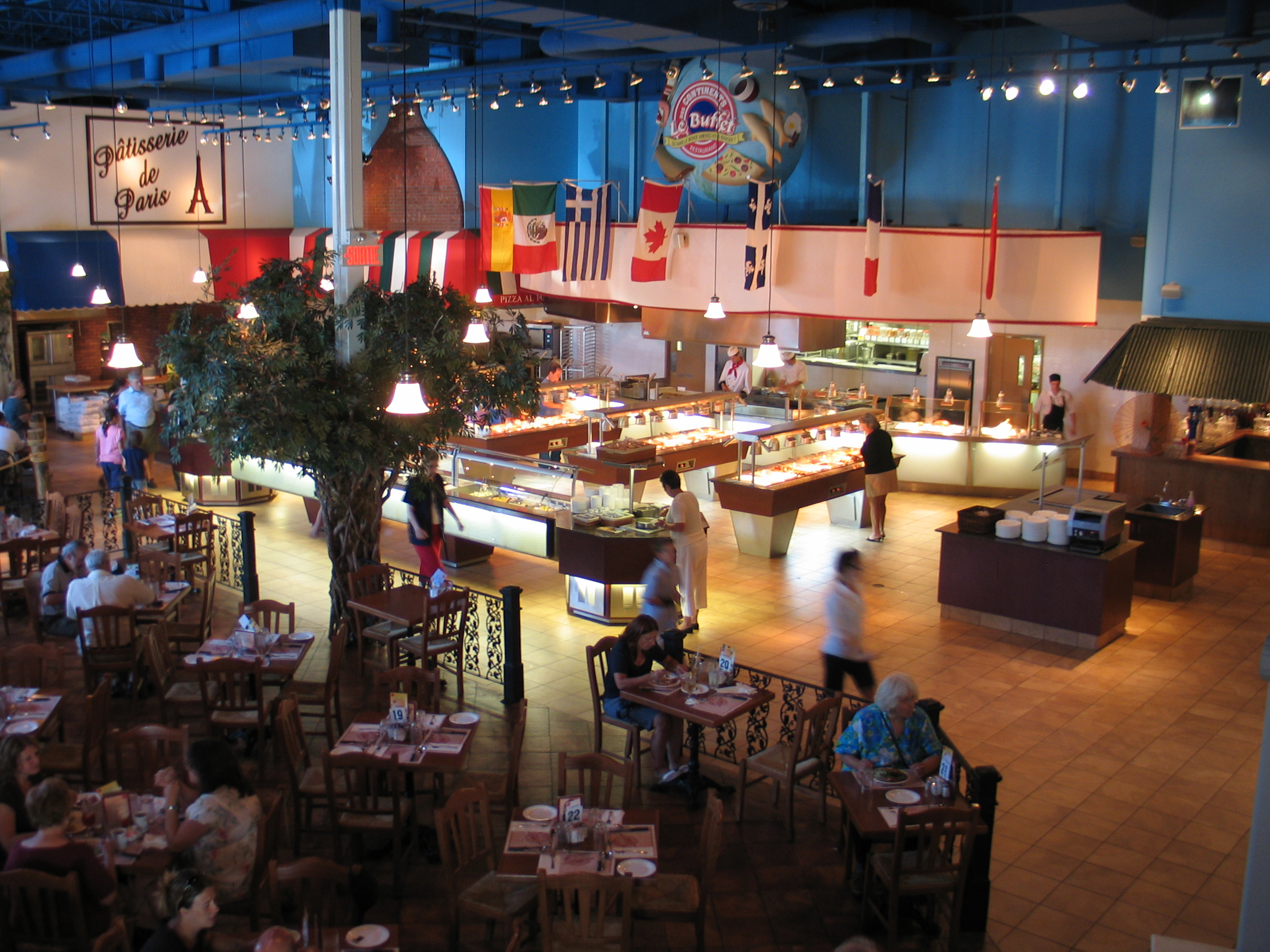 Buffets Quebec City The Thread. - Page 3