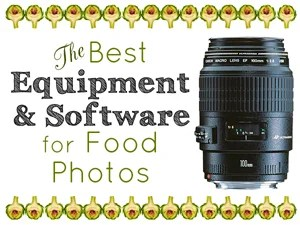 Best Equipment for Photographing Food