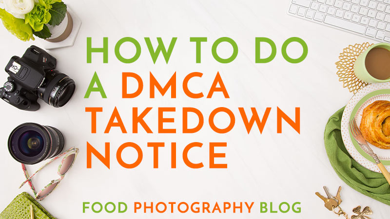 Your Images Got Stolen - How To Do A DMCA Takedown Notice