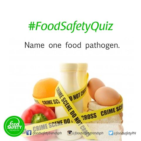 Food Safety Quiz Food Safety