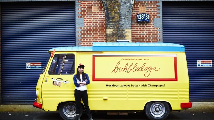 Meet Bubbledogs Co Founder Sandia Chang Deliveroo Foodscene