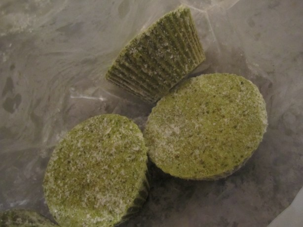Pesto cupcakes | foodsciencenerd.com