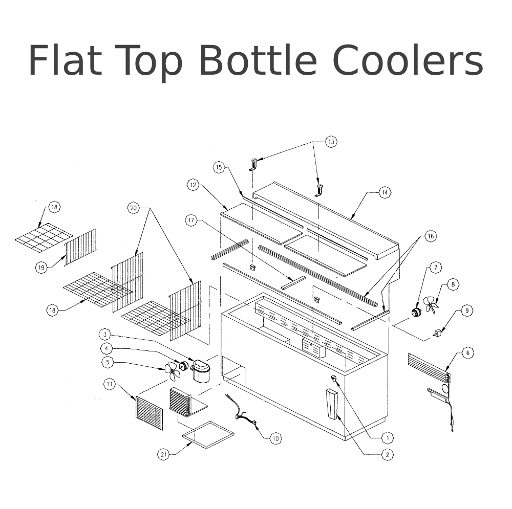 beverage air wiring diagram for coolers