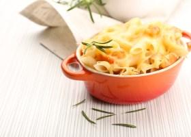 Shrimp Macaroni and Cheese