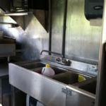 Food Truck Sinks