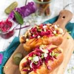 hot-dog-poulet-pickles-choux-rouge3