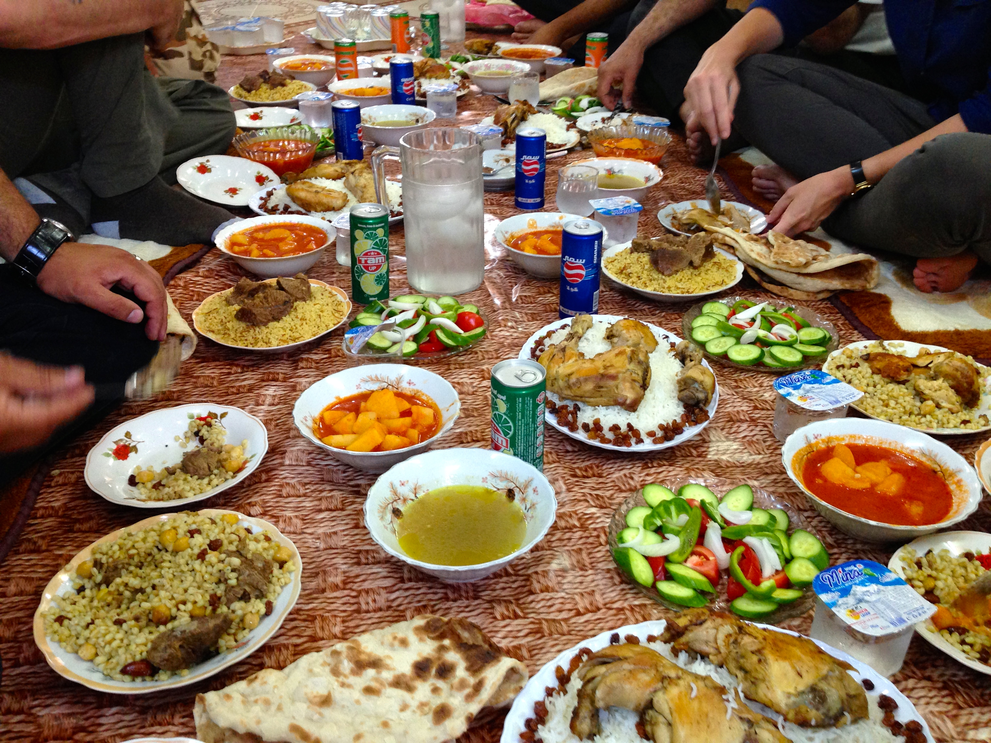 Cucina Afghana Feasting In Iraqi Kurdistan Food Under Fire