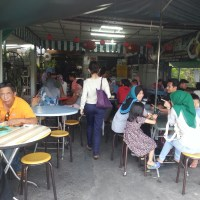 One of the best cendols ever@Swee Kang Ice Kacang, Kuching