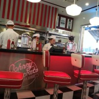 Dining like one of the Archies@Johnny Rockets, Curve Damansara