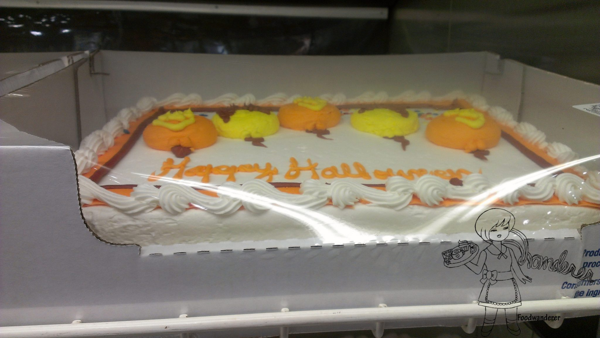Order Custom Cake From Costco