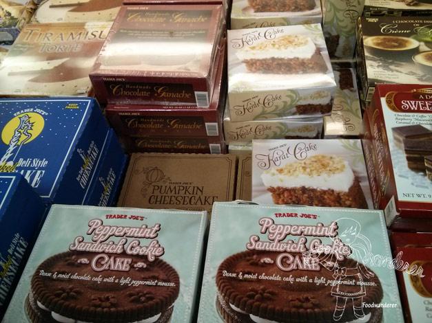 Trader Joes Sweets Foodwanderer Foodwanderer