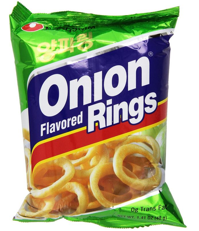 Old Dutch Sour Cream And Onion Rings
