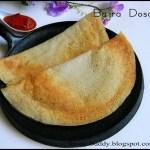 Bajra Dosa / Kambu Dosa / Pearl Millet Dosa – Dosa Recipes