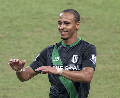 Peter Odemwingie jokes were the order of the day as his loan move to Marseille was scuppered by Stoke
