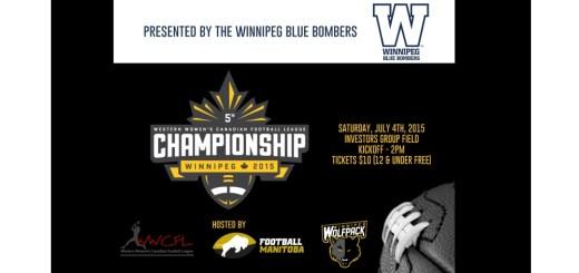 WWCFL 2015 championship