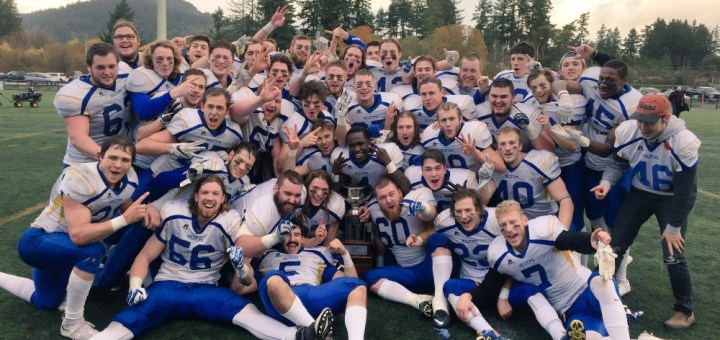Hilltops-2016 Canadian Bowl victory