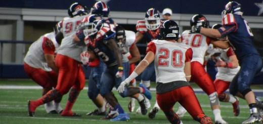 2016 IB U18-credit USA Football