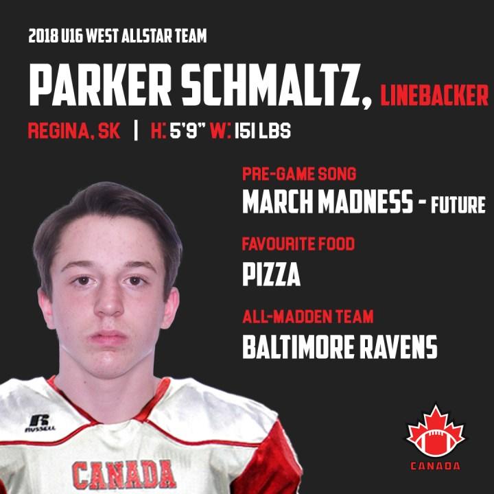 Parker Schmaltz