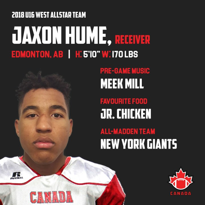 Jaxon Hume