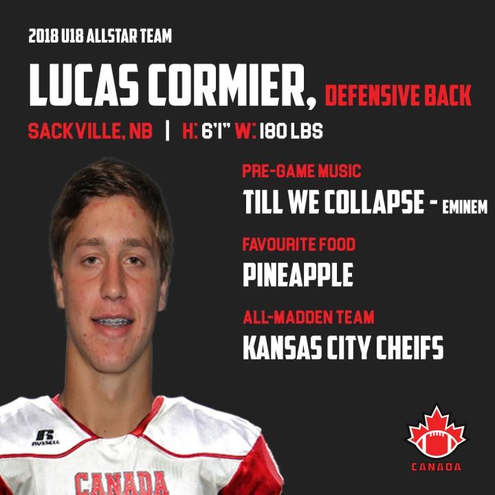 Lucas Cormier