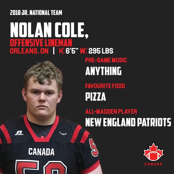 Nolan Cole