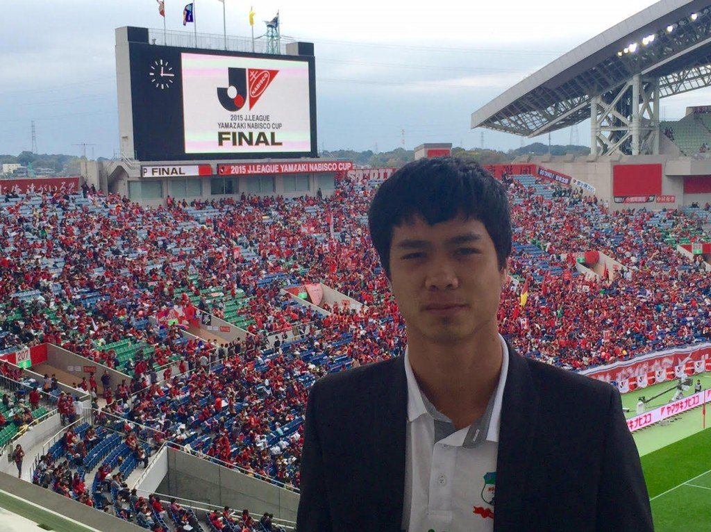 Photo credit: J.League