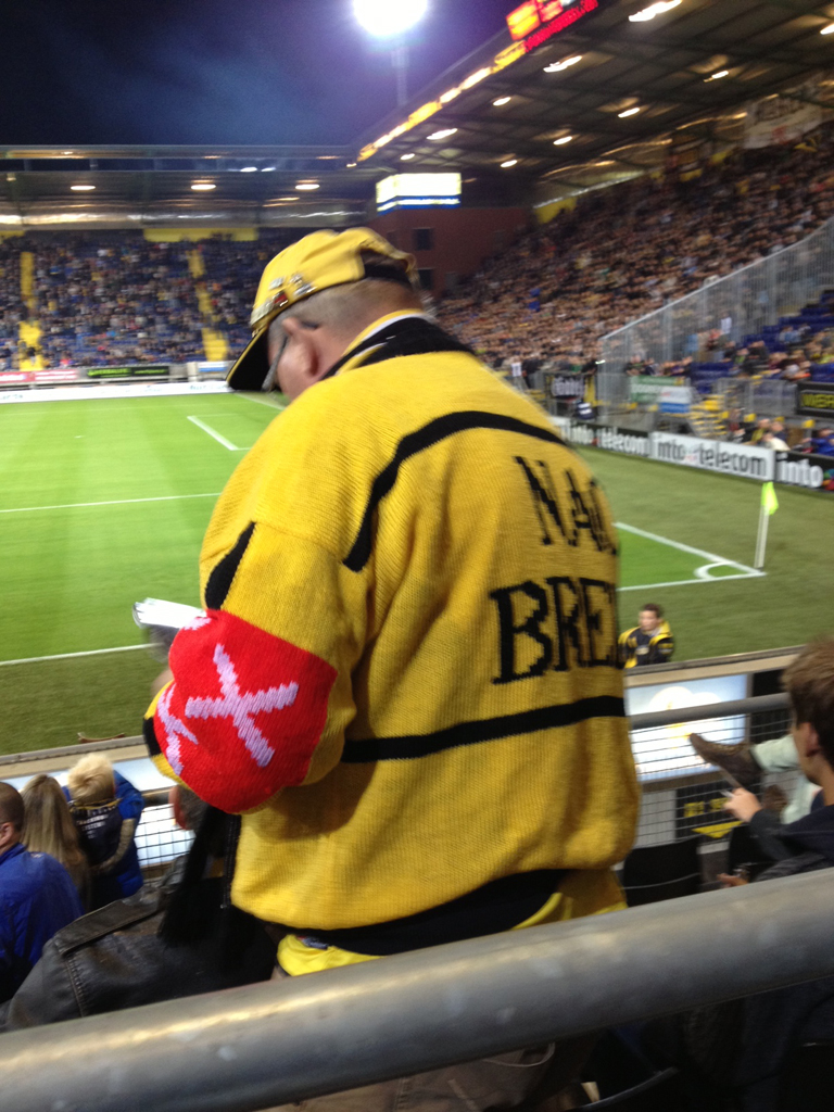 Game Winkel Breda Nac Breda Archives Footballculture