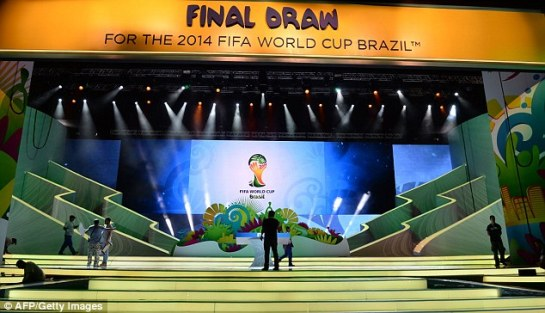 From the winners to the losers: we analyze each group drawn at the 2014 World Cup draw