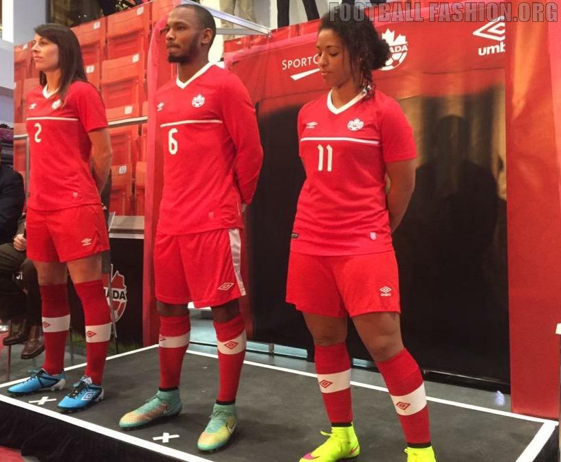 Canada Futbol 2015 Canada 2015 2016 Umbro World