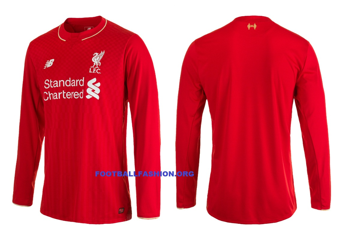 Red new balance home kit shirt soccer jersey camiseta de futbol