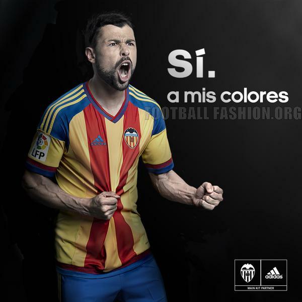 Valencia Cf Debut Lima Enam Adidas Away Kit In Real Madrid Draw Football Fashion Org