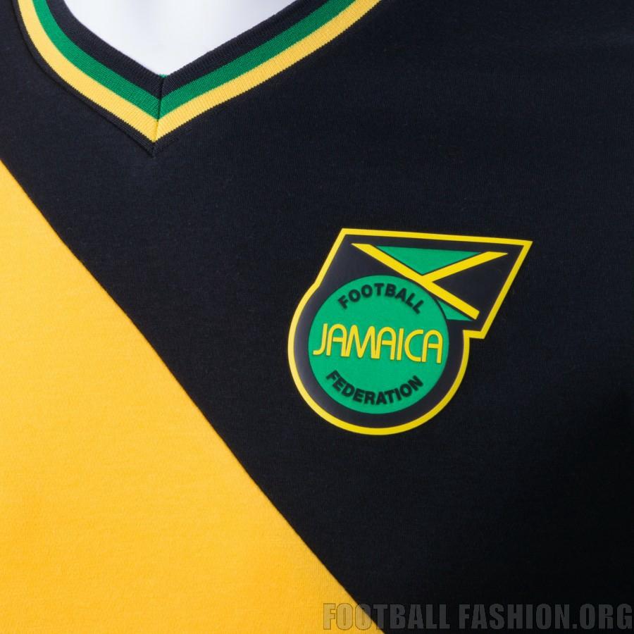 Jamaica 2015 16 Romai Retro Jerseys Football Fashion Org