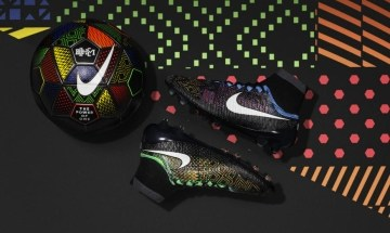 Nike 2016 Black History Month Magista Obra Soccer Boot