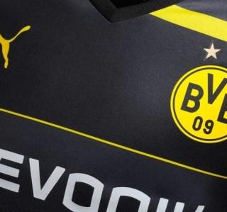 Borussia Dortmund 2016/17 PUMA Away Kit