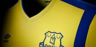 Everton FC 2016/17 Umbro Third Kit