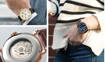 Off the Pitch Style: Grayton Automatic Watches