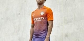 Manchester City 2016/17 Nike Third Kit