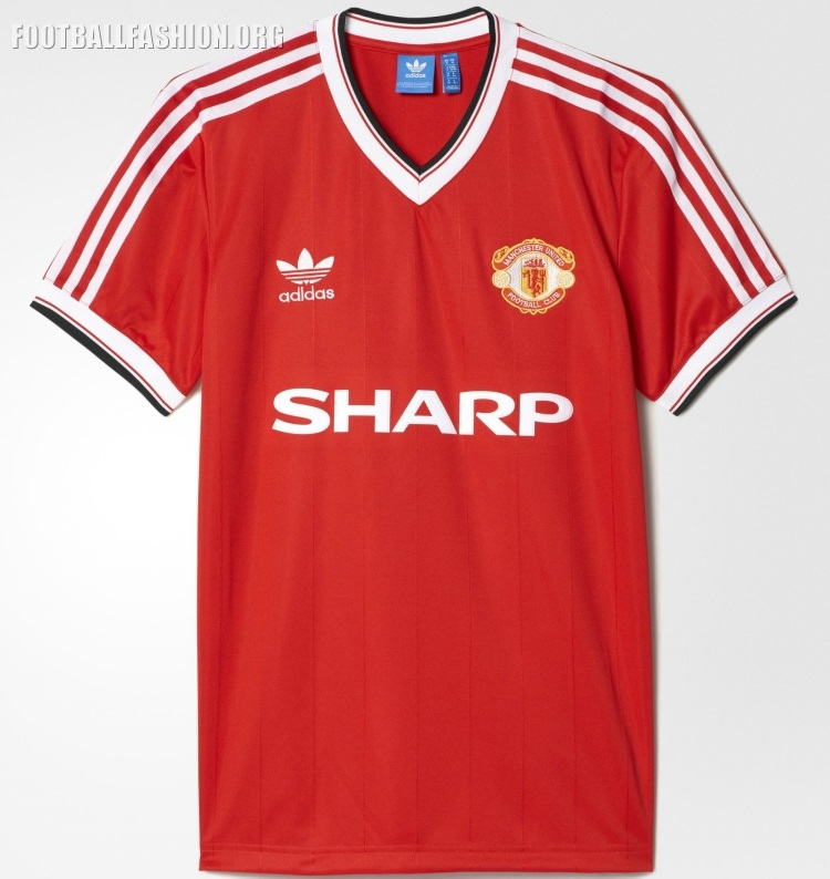 The manchester united logo
