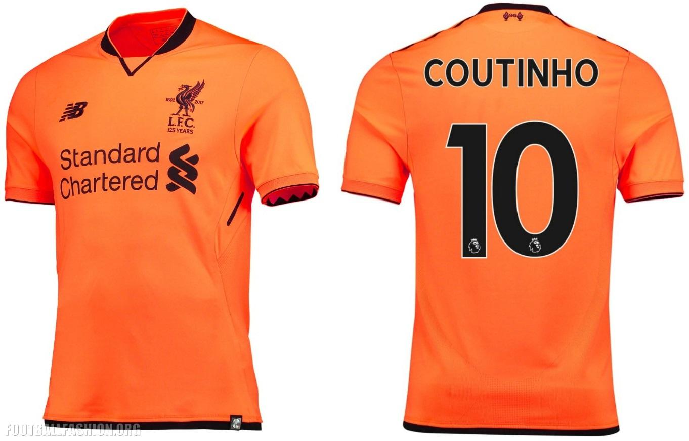 Liverpool Umbro Jersey Font