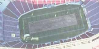 Levis Stadium dirt