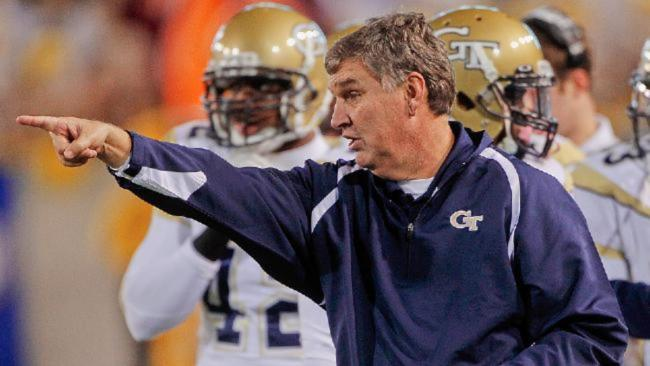 Paul Johnson explains how he recruits triple option ...